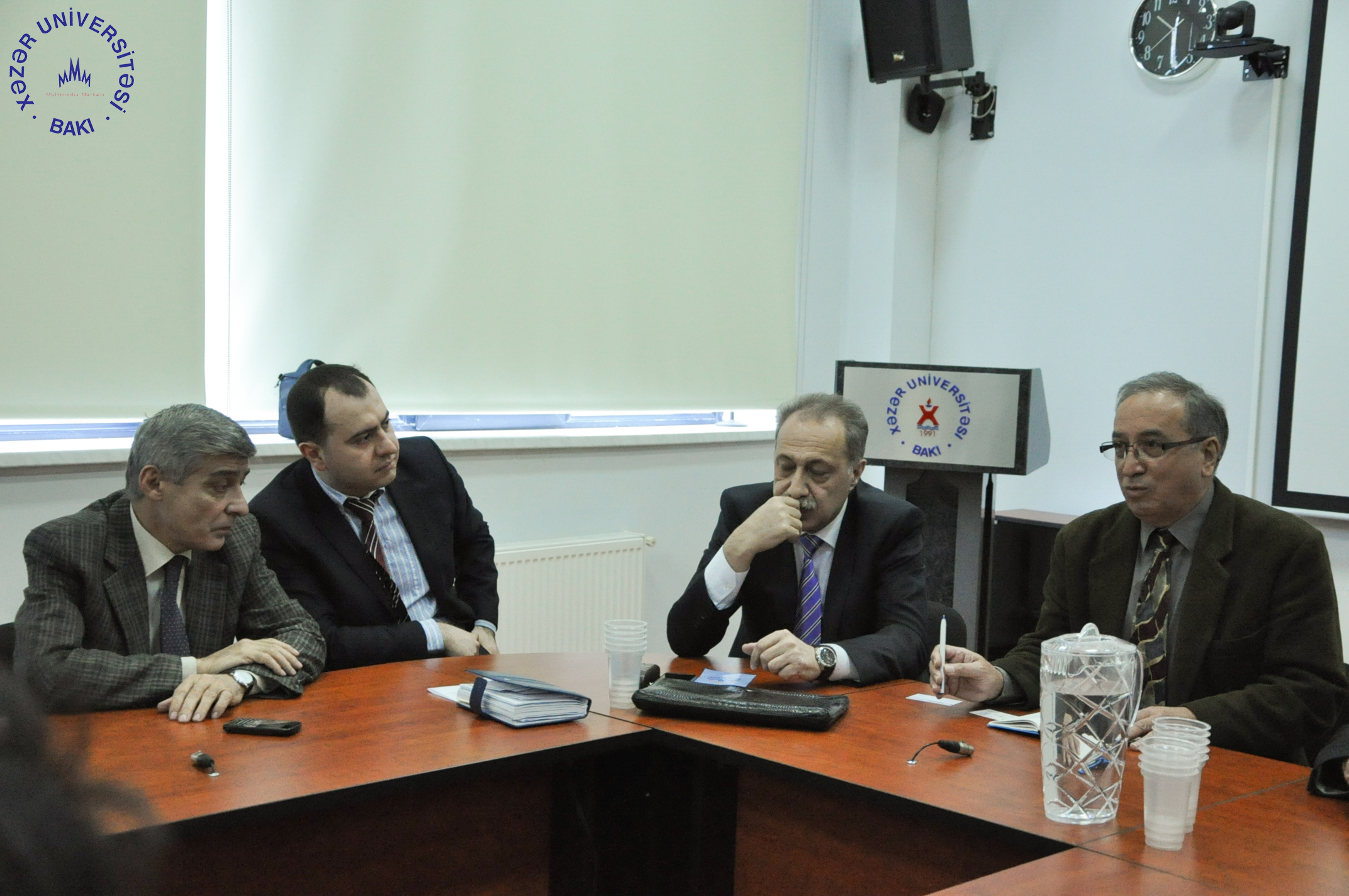 Azerbaijani Multiculturalism Event