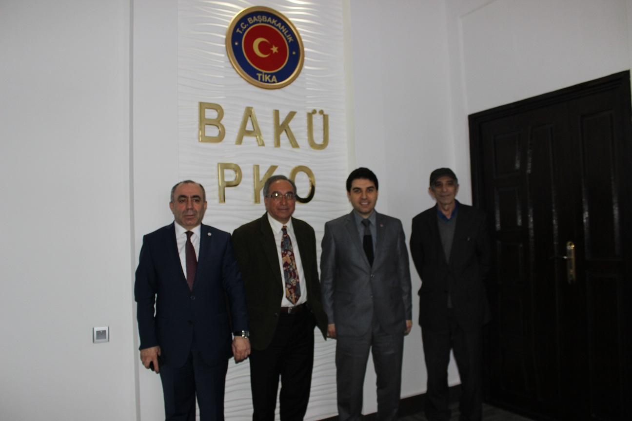 Meeting at TIKA
