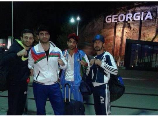 Khazar Student Wins Hand-to-Hand Combat