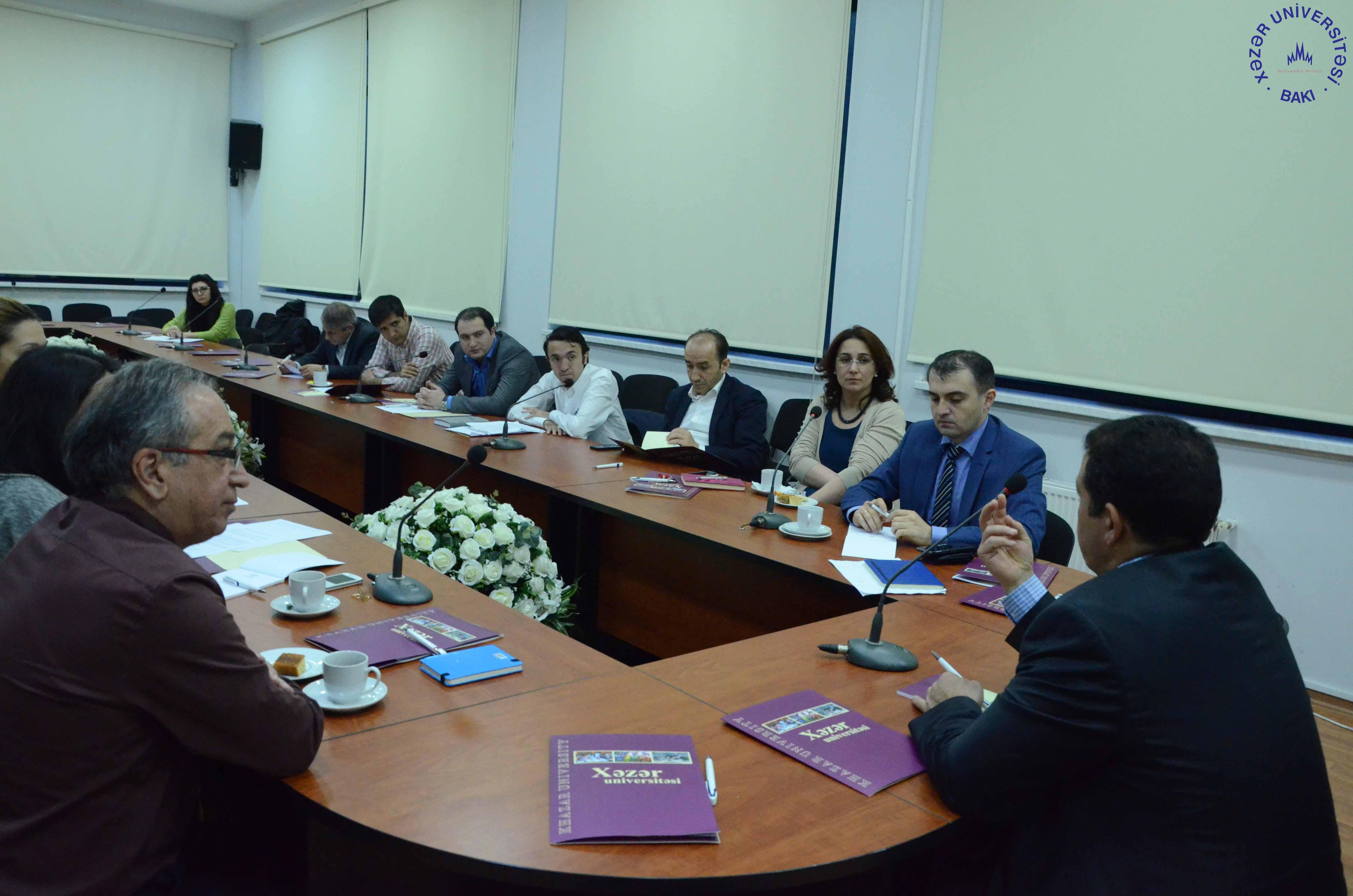 Alumni Working Group Meeting