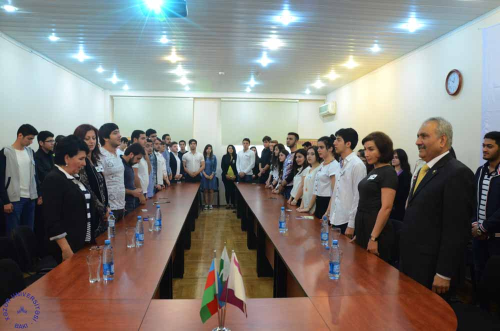 Ambassador of Pakistan Visits Khazar University