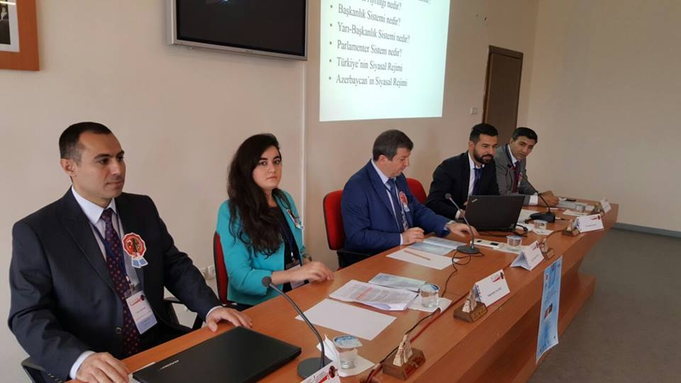 Khazar Instructor Participates in Several Academic Events in Turkey