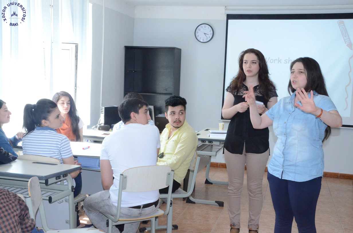 """360 Degree Communication with Students with Disabilities"" Training seminar"