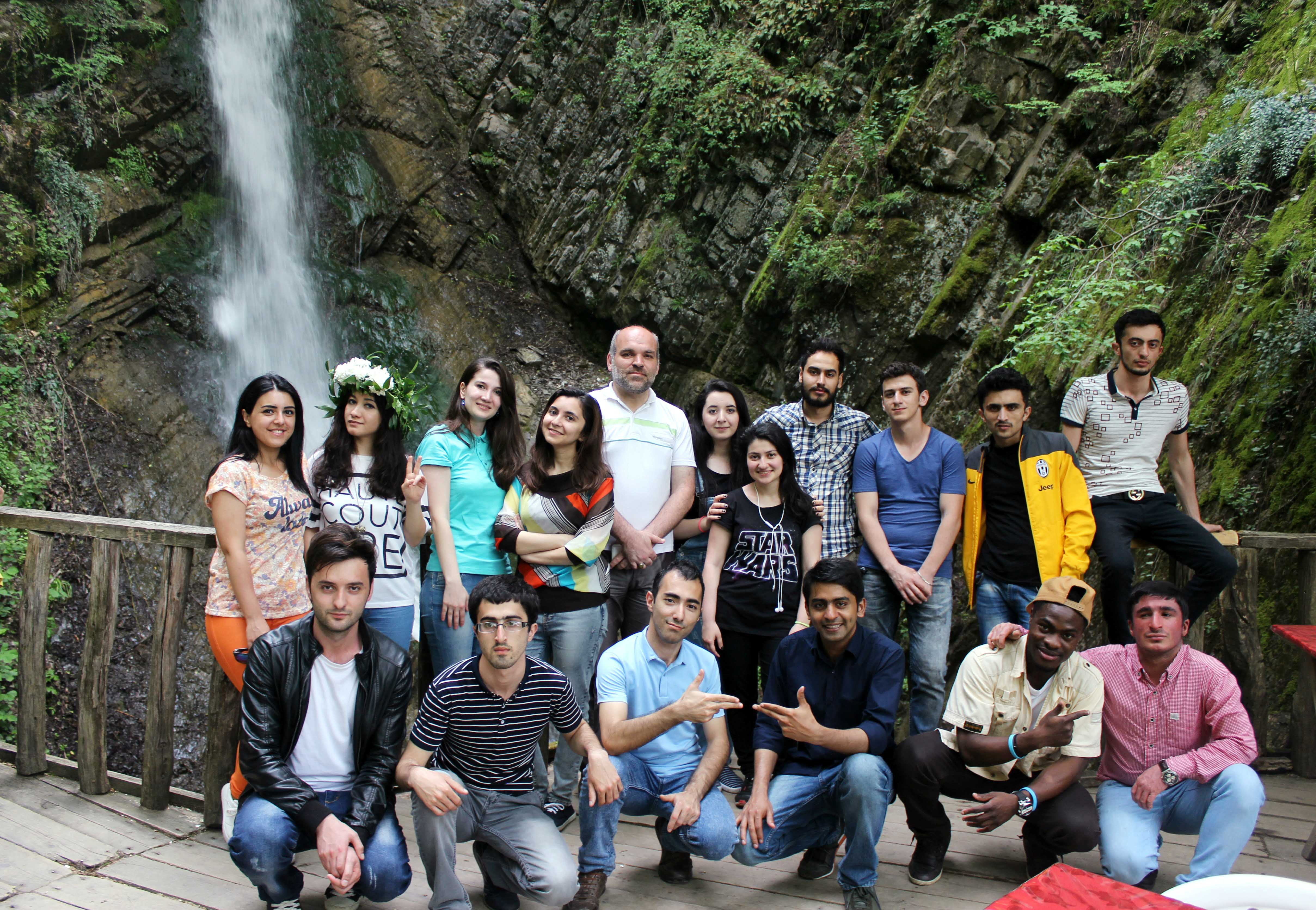 School of Engineering and Applied Sciences Visits Ismayilli and Gabala
