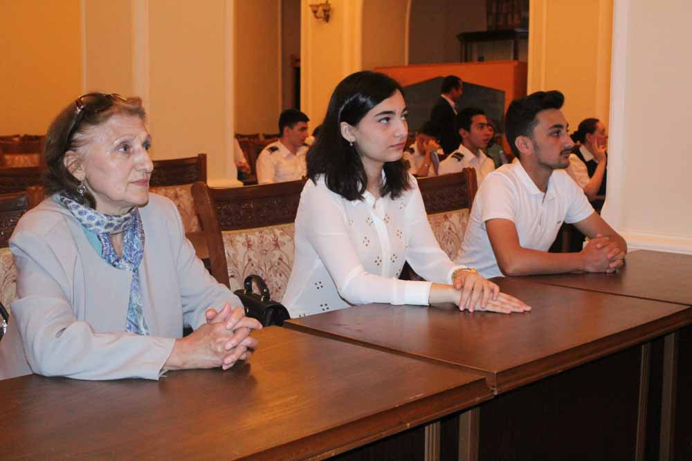 "Students Participate in ""Multiculturalism in Azerbaijan: History, Essence and Main Characteristics"" Seminar"