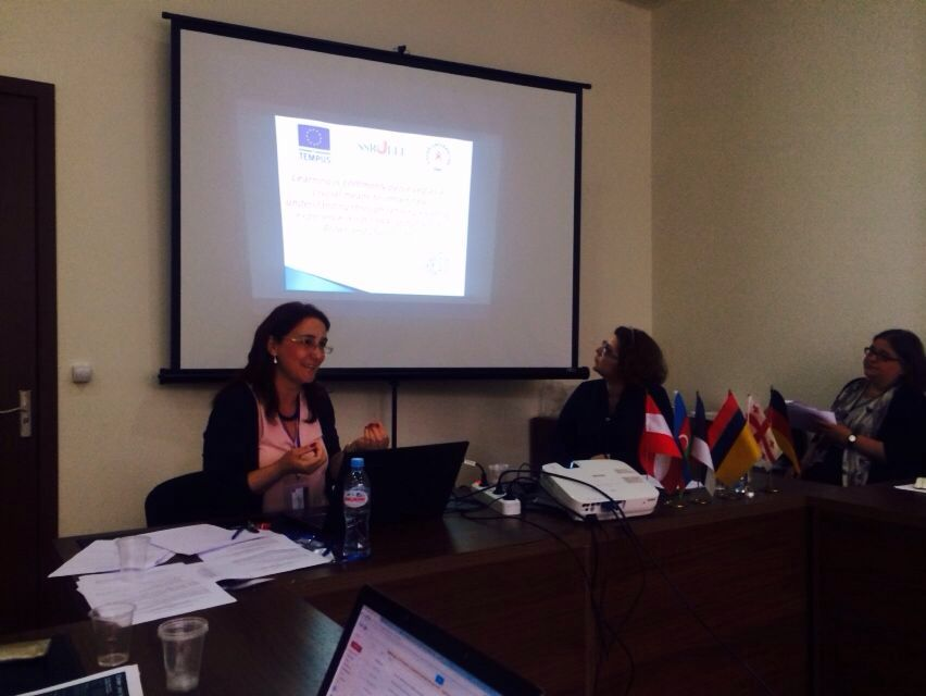 Staff Members Attend Final Conference of SSRULLI TEMPUS Project