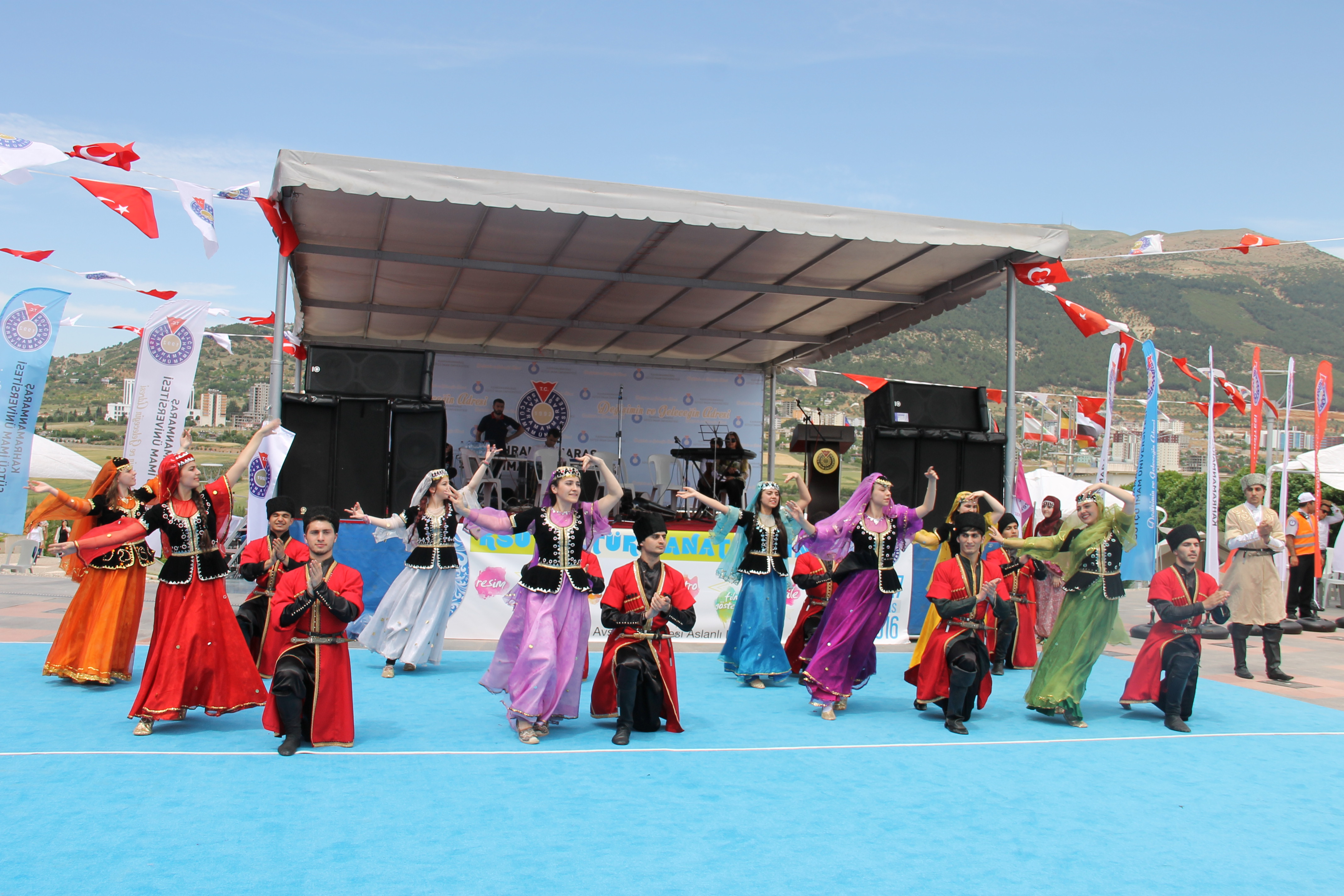 Khazar University Delegation Visits Kahramanmaras