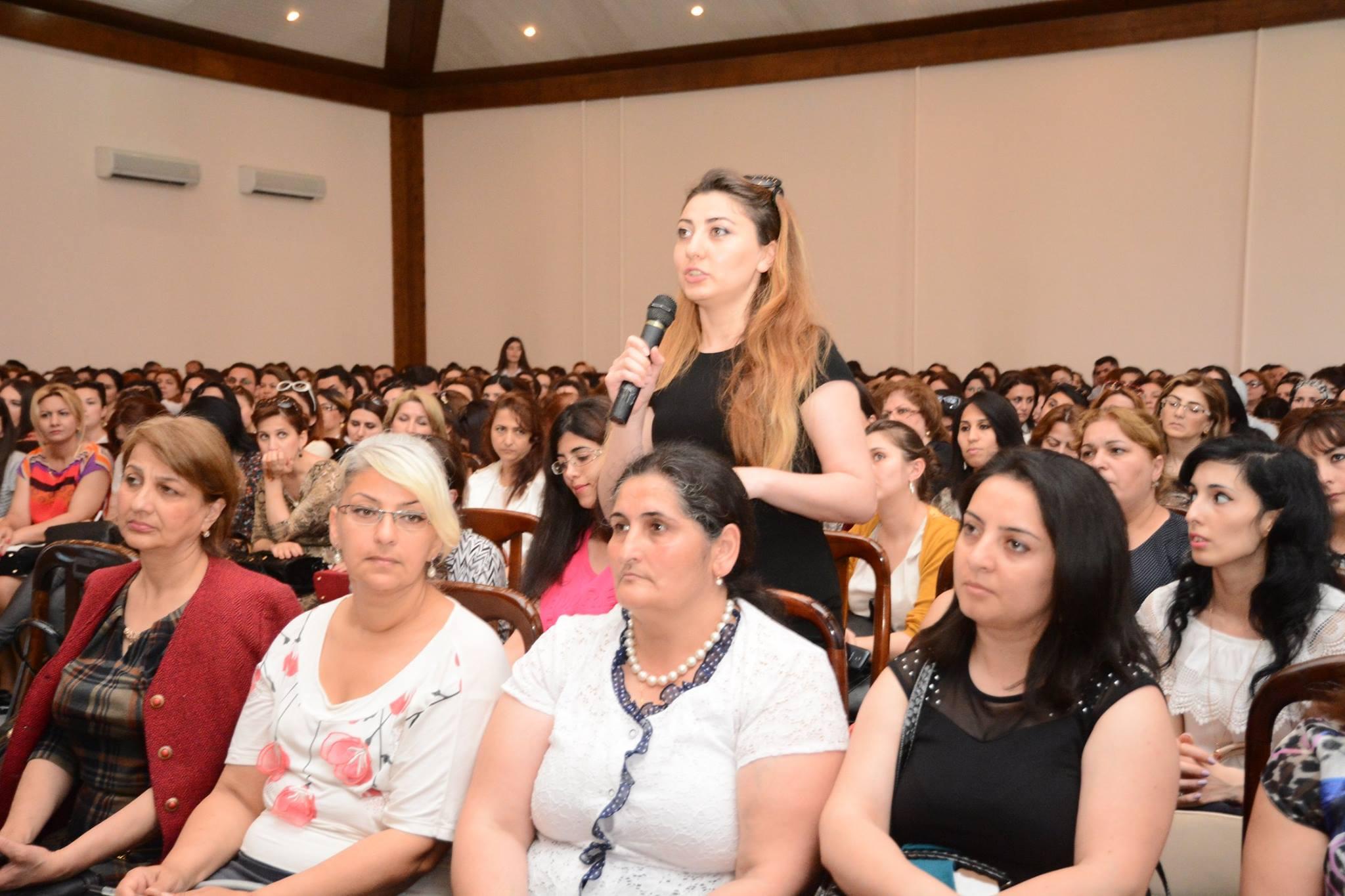 Khazar Instructors at International Seminar