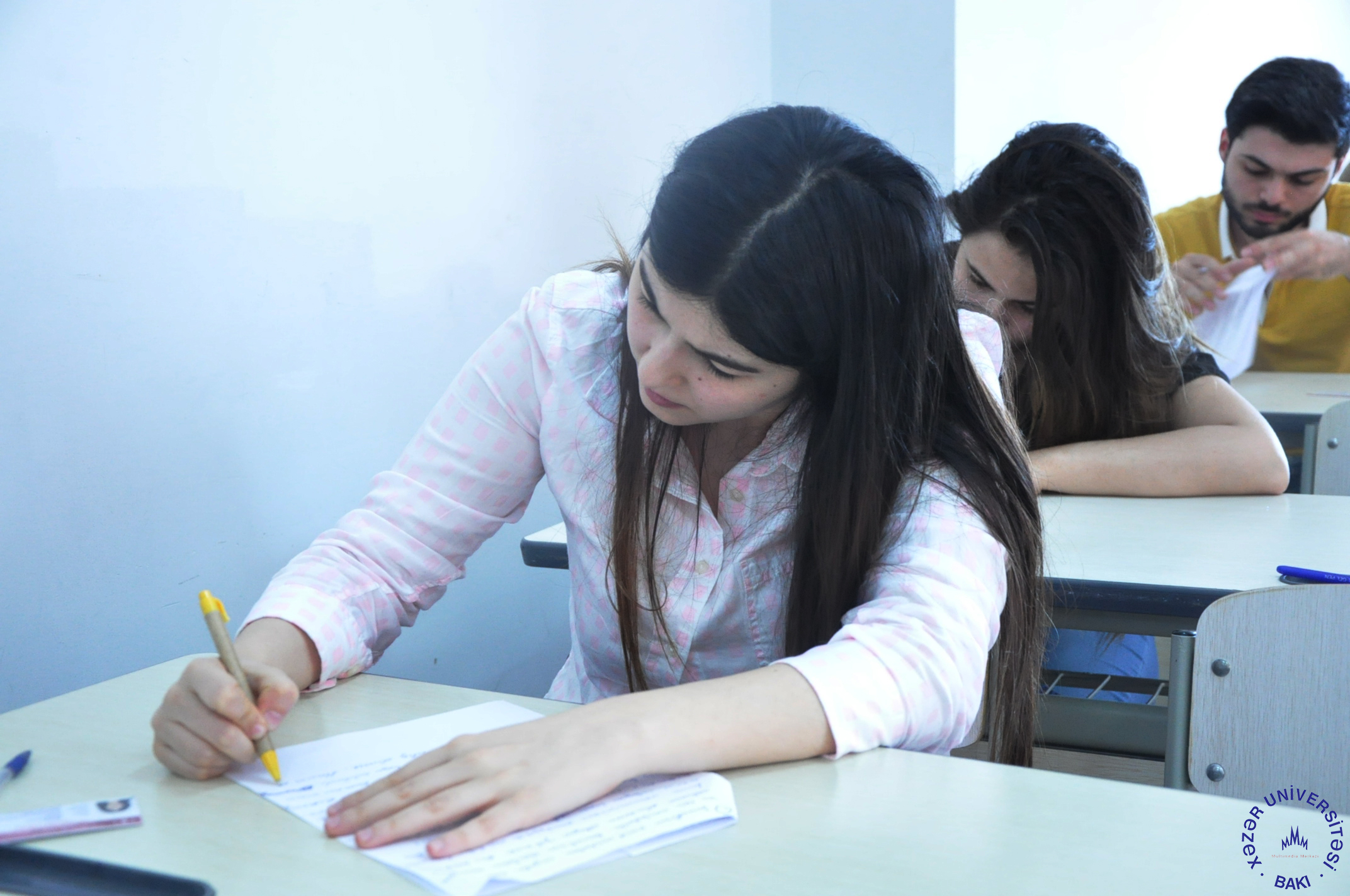 Exams at Khazar University