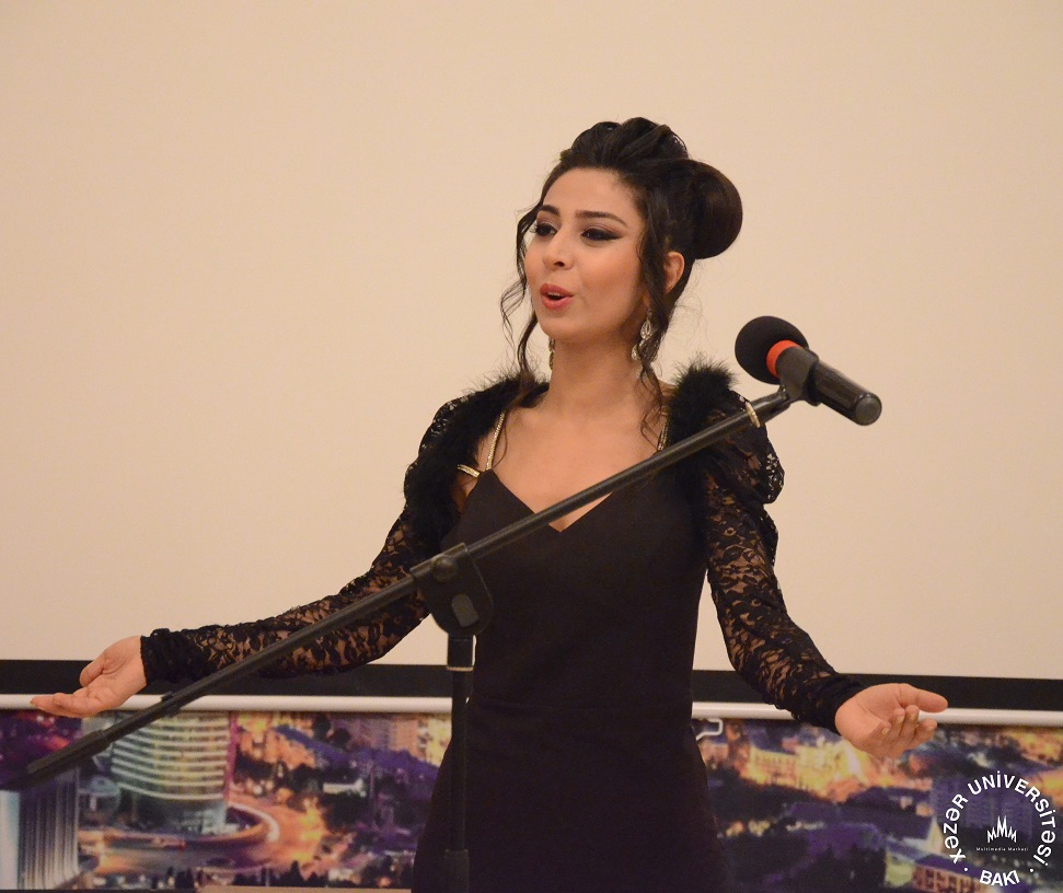 Ceremony to Mark 25th Anniversary of Khazar University
