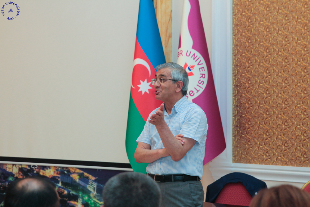 Founder Delivers a Lecture at Woorkshop