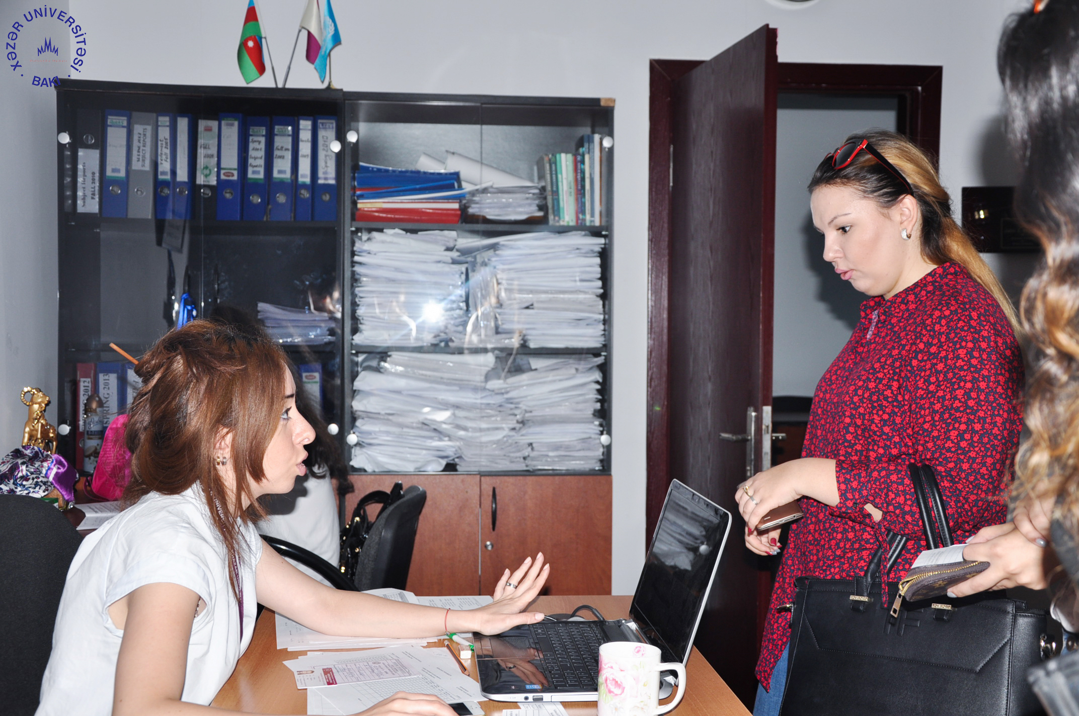 Preparation for the New Academic Year at Khazar University: Photos