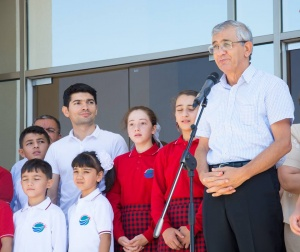 Dunya School Opens New Branch in Sumgayit