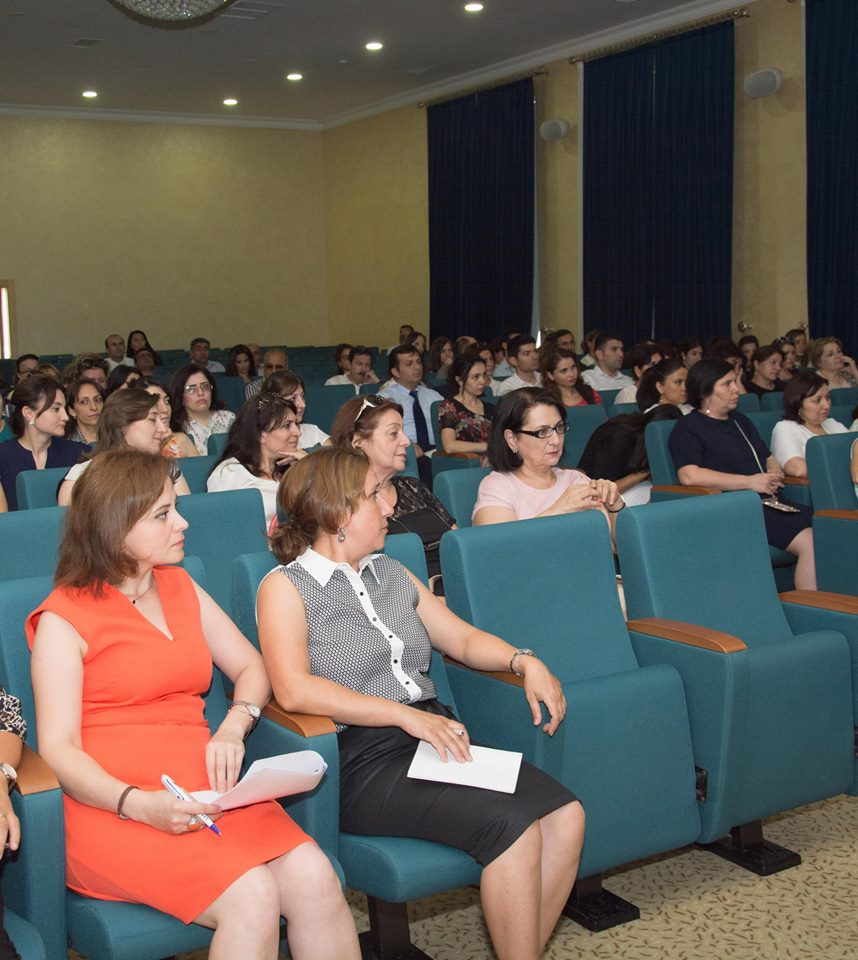 Teachers' Meeting at Dunya School
