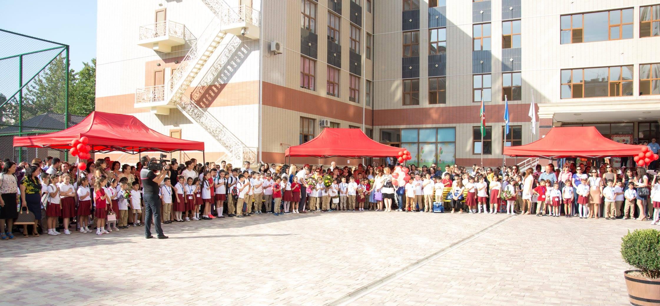 Dunya School Opening Ceremony