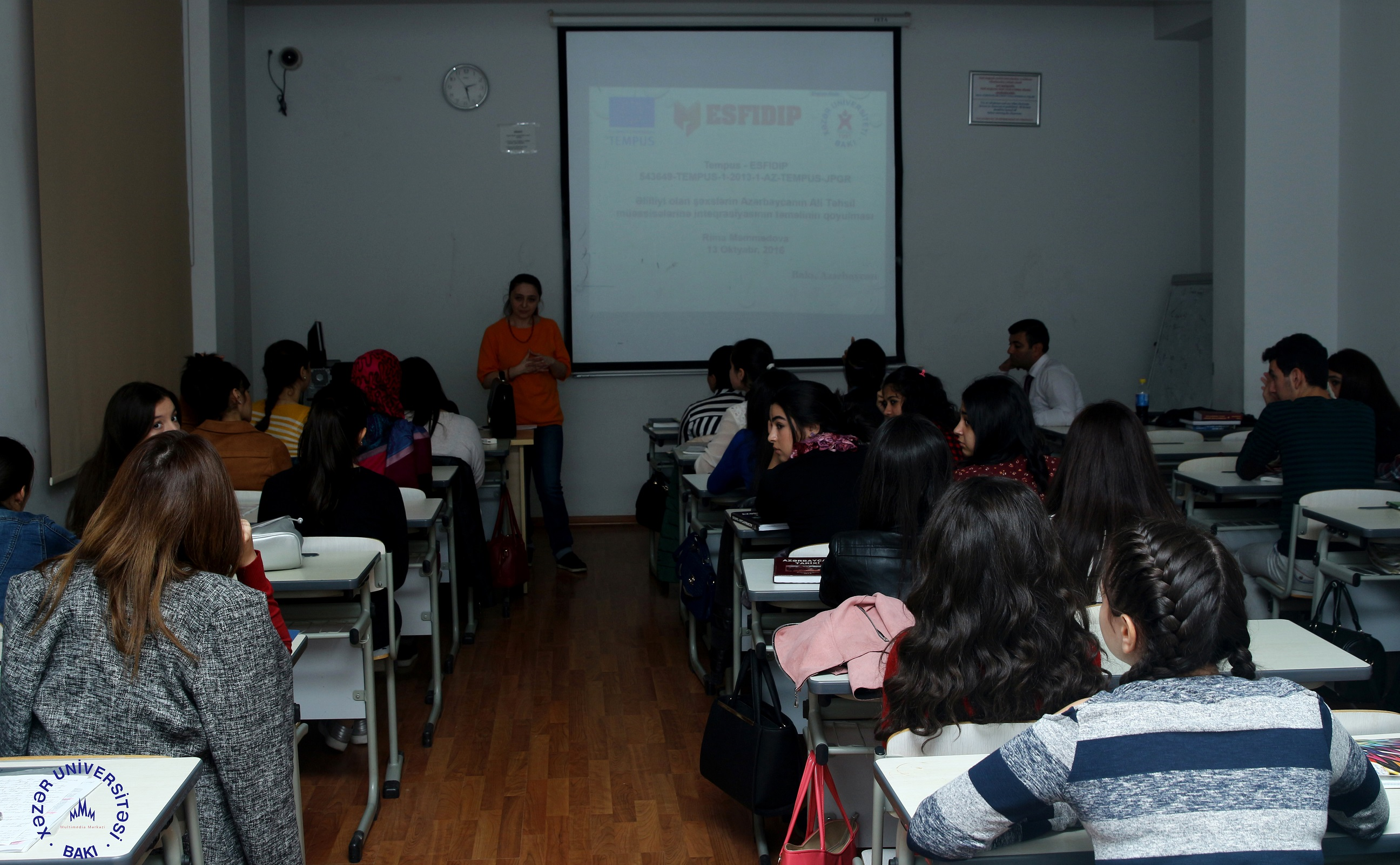 Training Seminar for Students of School of Education