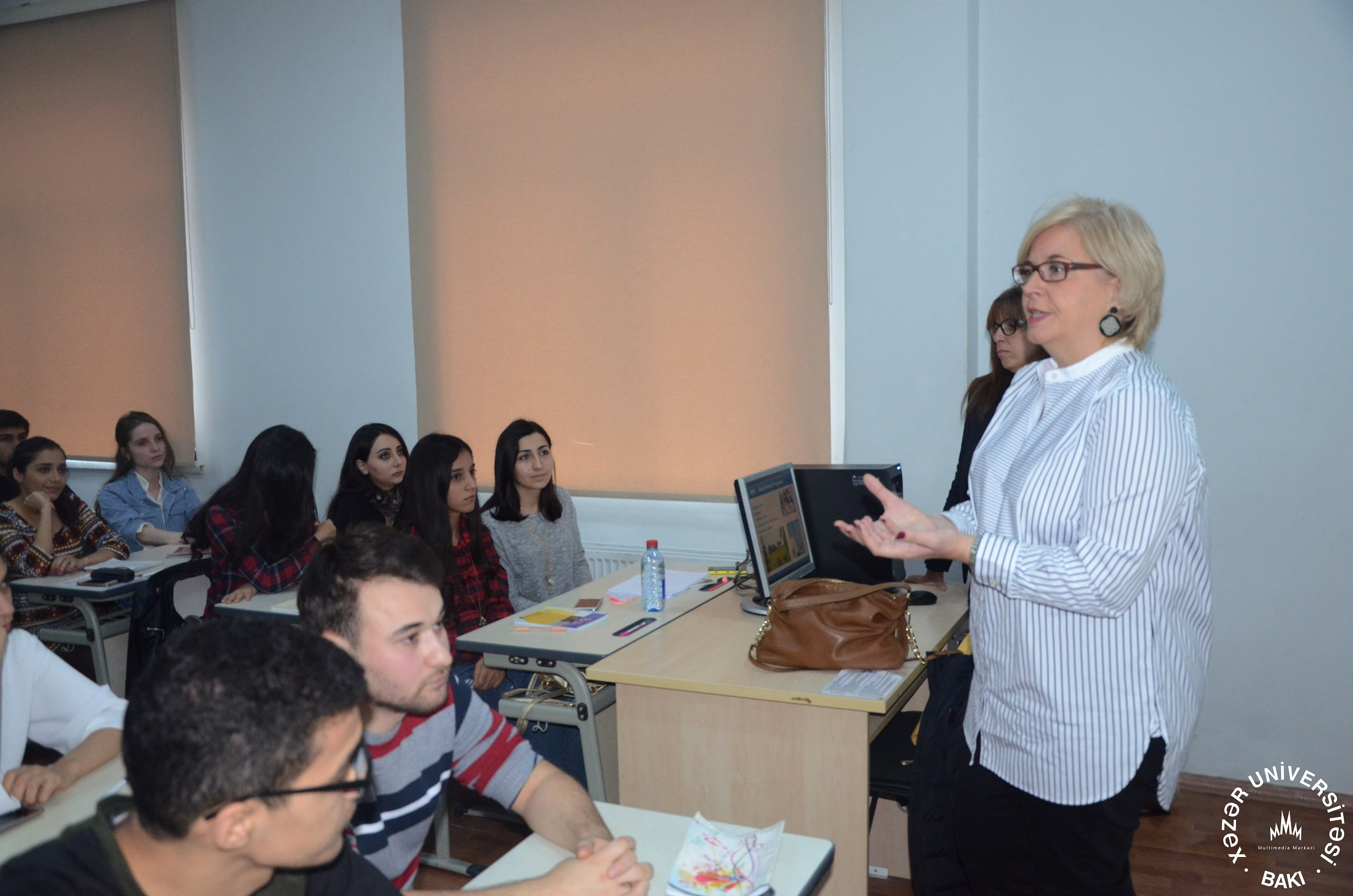 Meeting with CEFAM, International School of Business and Management – Lyon and USA