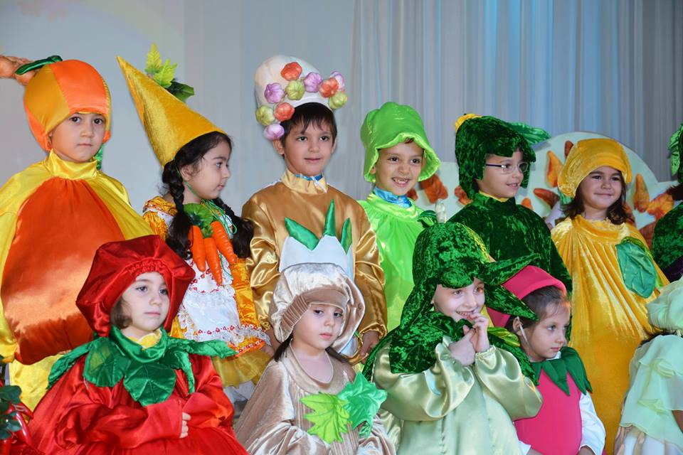 Fall Holiday Celebrated in Preschool