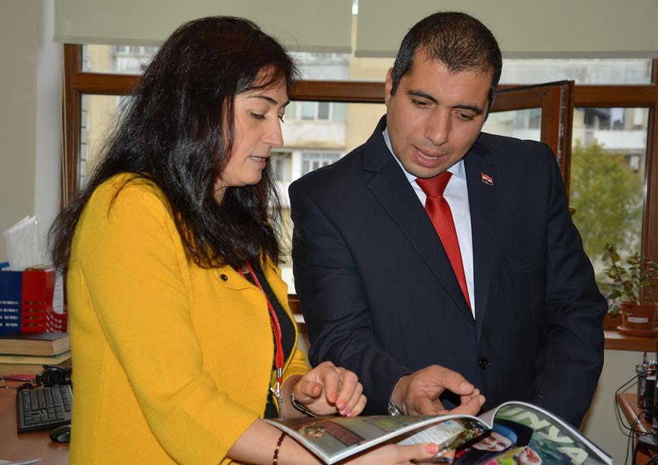 Dunya School and Egyptian Cultural Center Begin Partnership