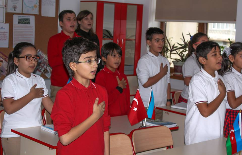 """""""The Rebirth of the Sun"""" Event at Dunya School"""