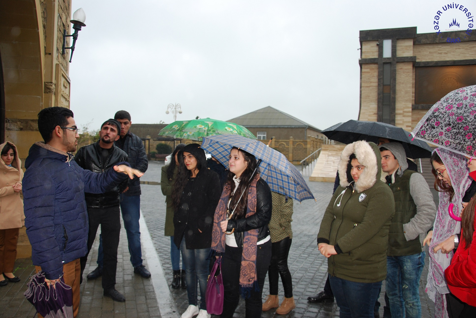 First-year Students Visit Gala Archeological/Ethnographic Museum Complex