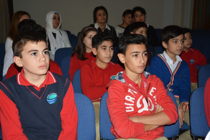 Dunya School Teachers and Students Visit Egyptian Cultural and Educational Relations Center