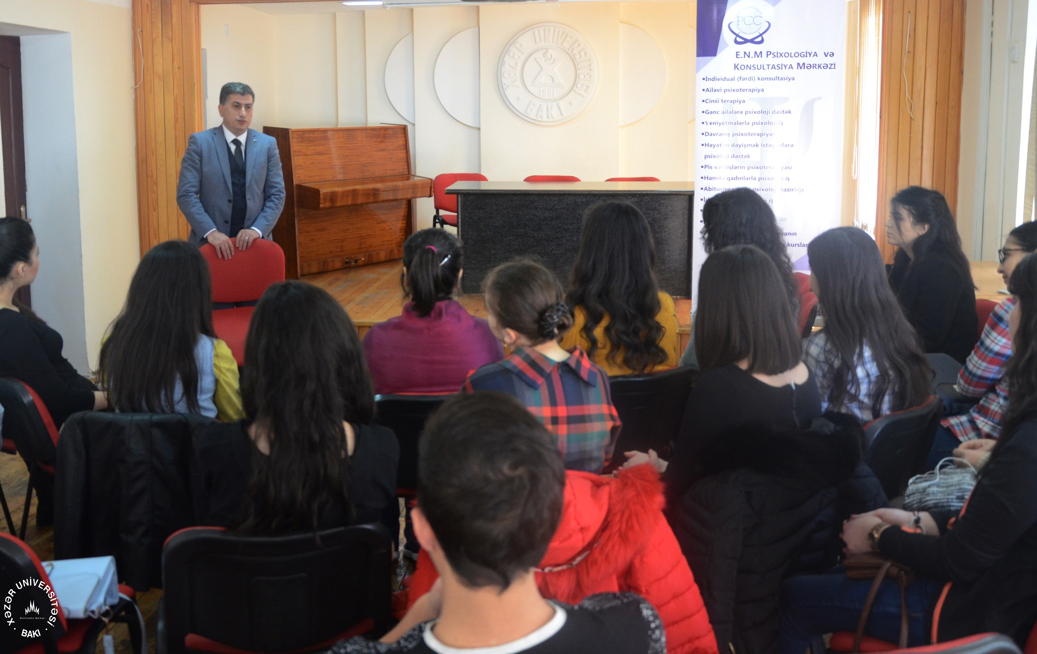 Seminar on Psychological Preparation for Exams