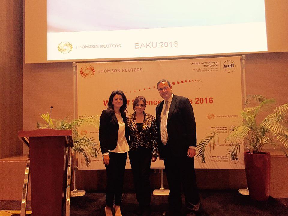 Khazar Journal of Humanities and Social Sciences Receives International Award