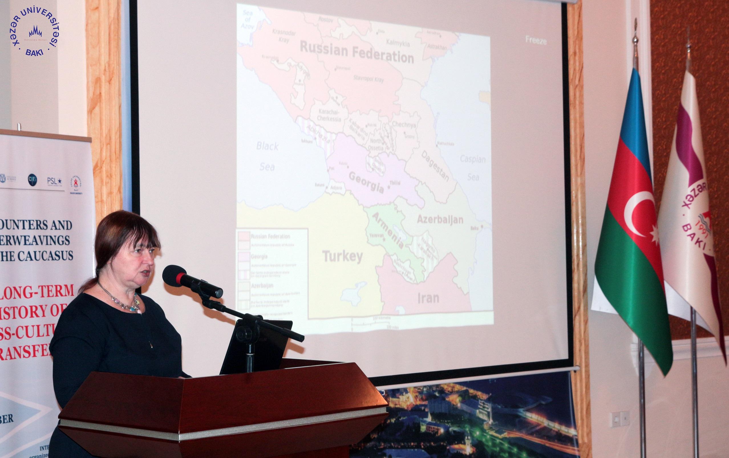 Khazar University Hosts International Conference