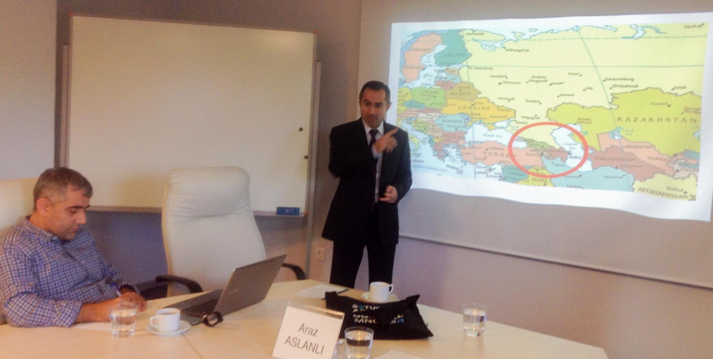 Khazar University Instructor Araz Aslanli Participates in International Scholarly Events