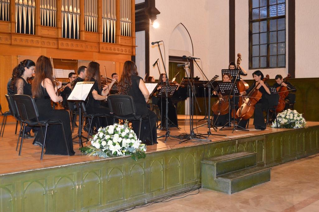 Khazar Composer Sardar Farajov's Concert