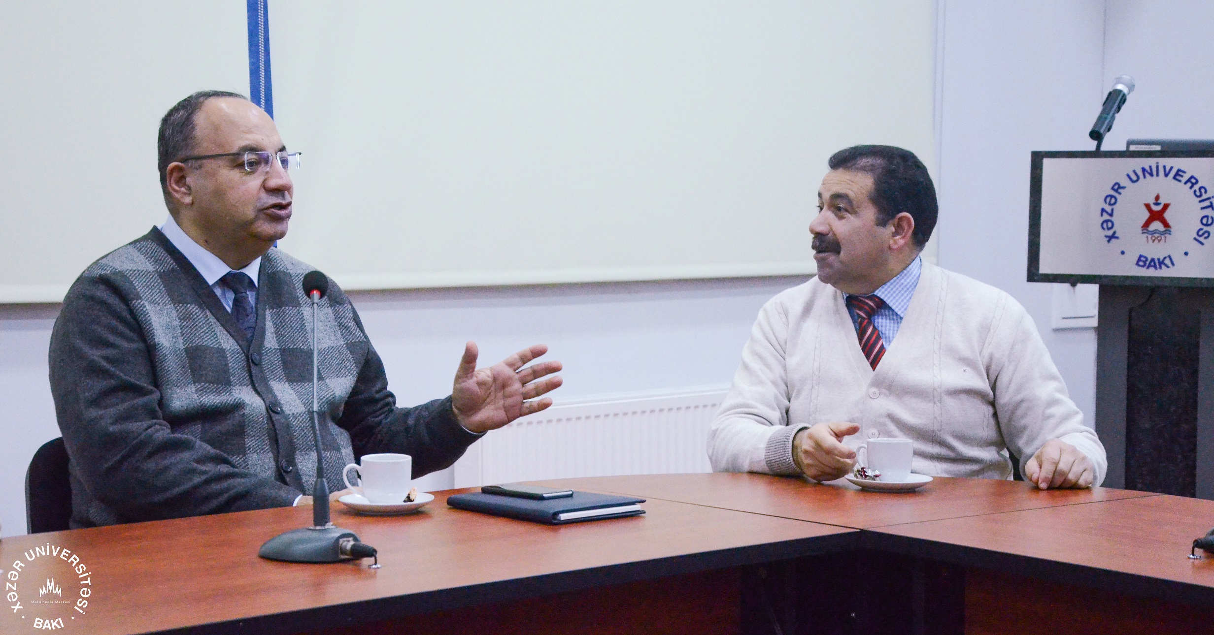 School of Humanities and Social Sciences and School of Engineering and Applied Sciences Meet with Alumni