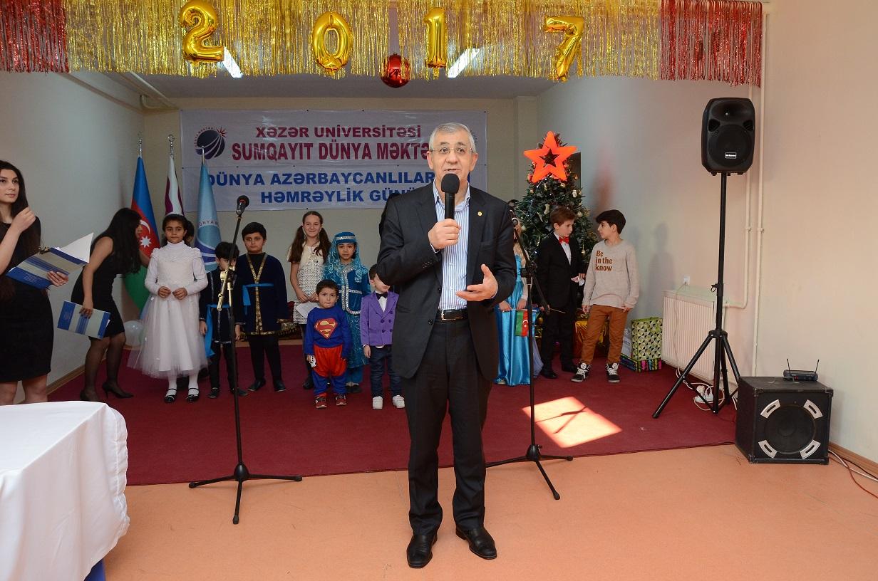 Holiday Celebration at Dunya School