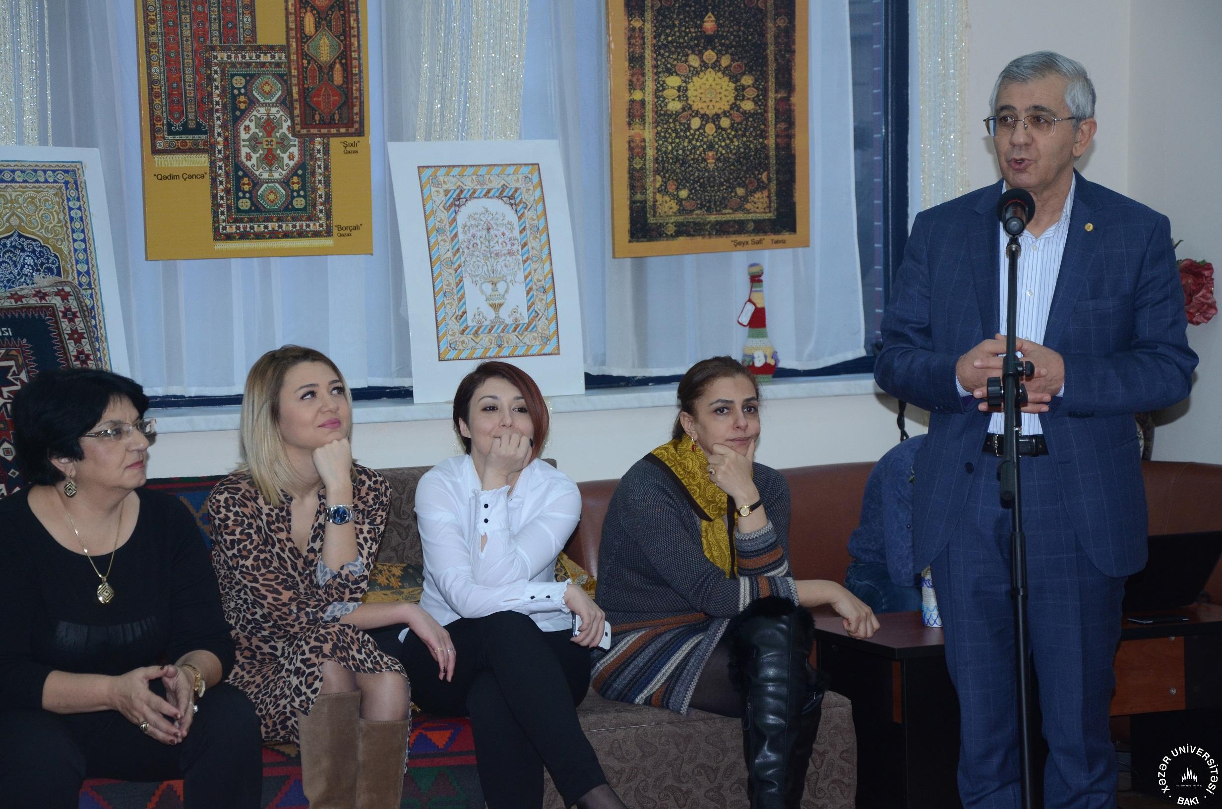 Farewell Party for Khazar Staff Member