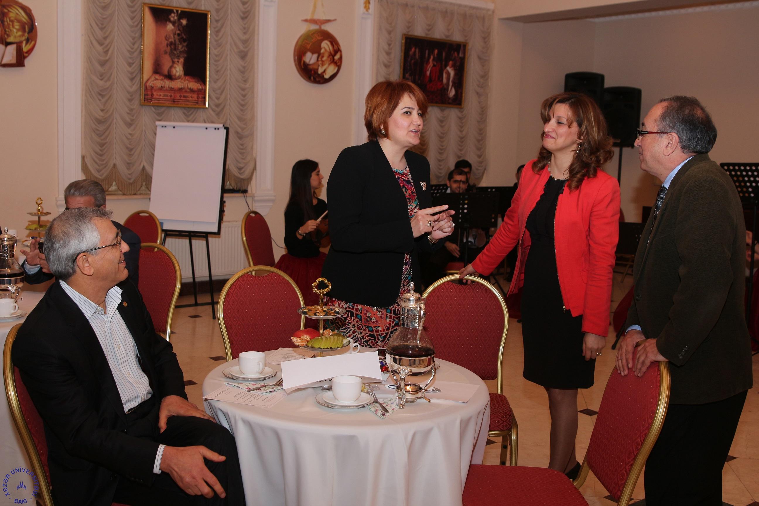 Khazar University Holds Meeting-Seminar for School Directors