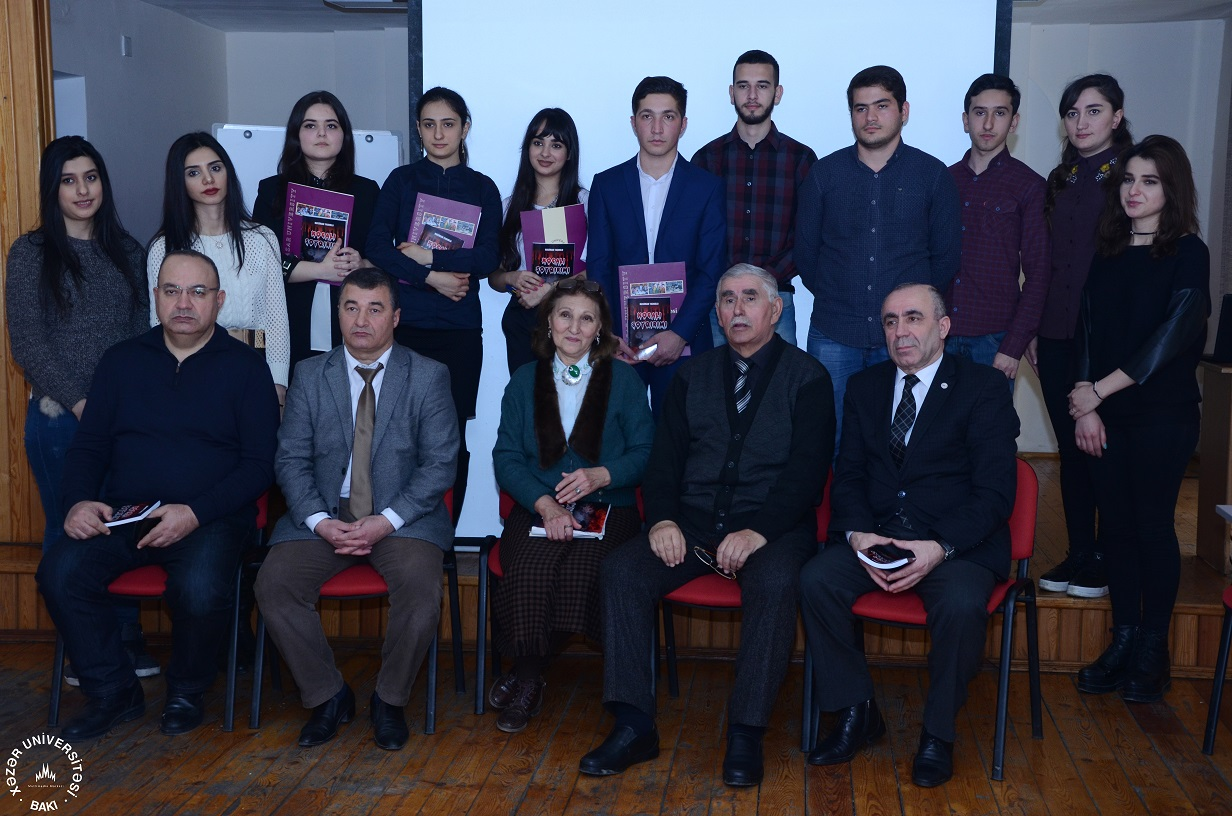 Khazar University Commemorates Khojaly Tragedy Victims