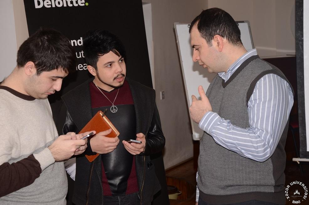 Employability and Soft Skills Training Program at Khazar University