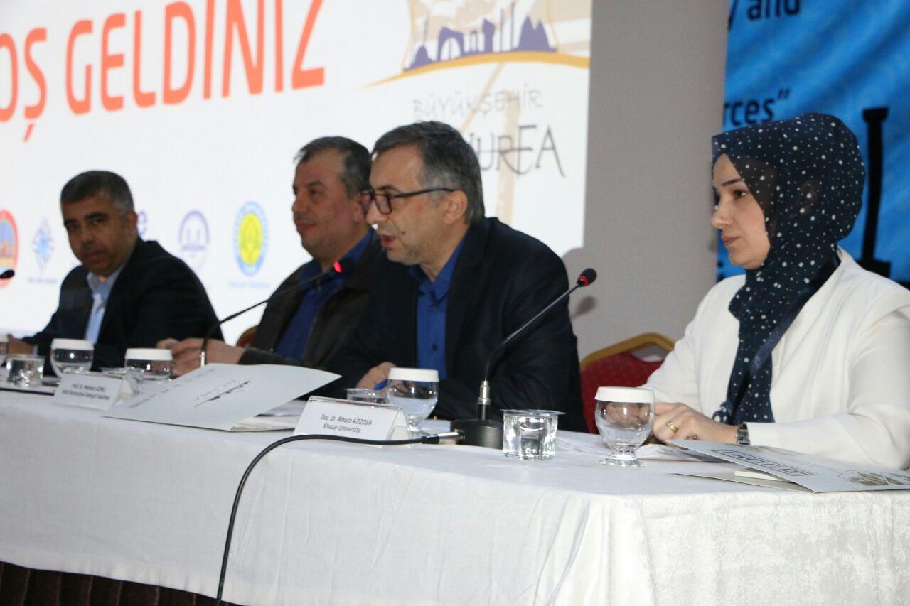 Khazar University Department Head participates in Symposium in Turkey