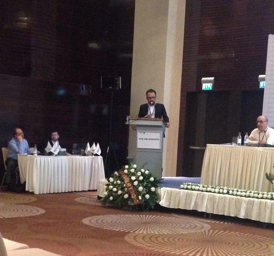Khazar University instructors at International Scientific-Practical Conference