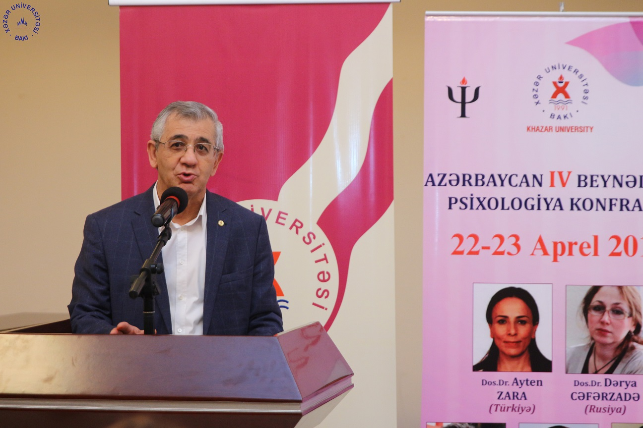 IV International Conference on Psychology