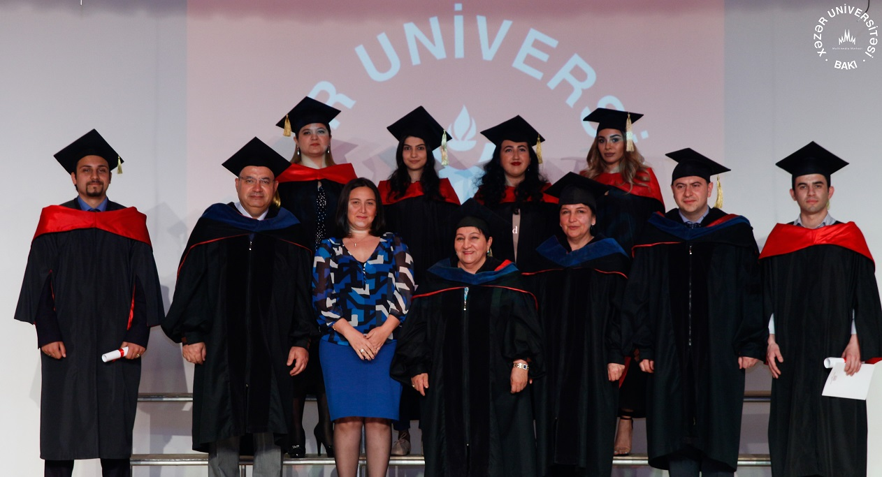 Khazar University's 42nd Graduation Ceremony