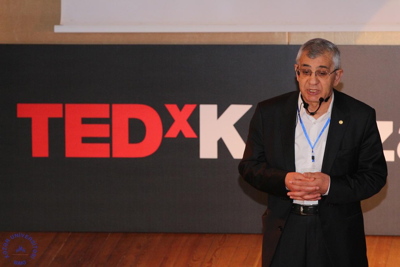 Xəzər Universitetində TEDxKhazarUniversity tədbiri keçirildi