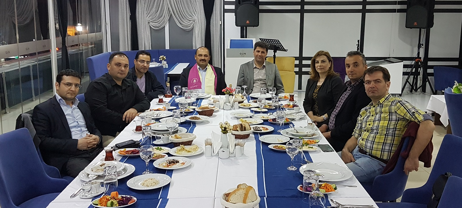 """""""Xəzər""""in əməkdaşları Kastamonuda"""