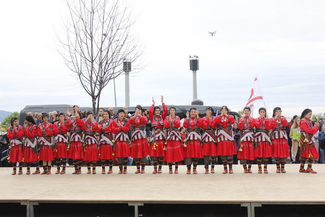 Xəzər Universiteti Beynəlxalq Aksu Festivalında