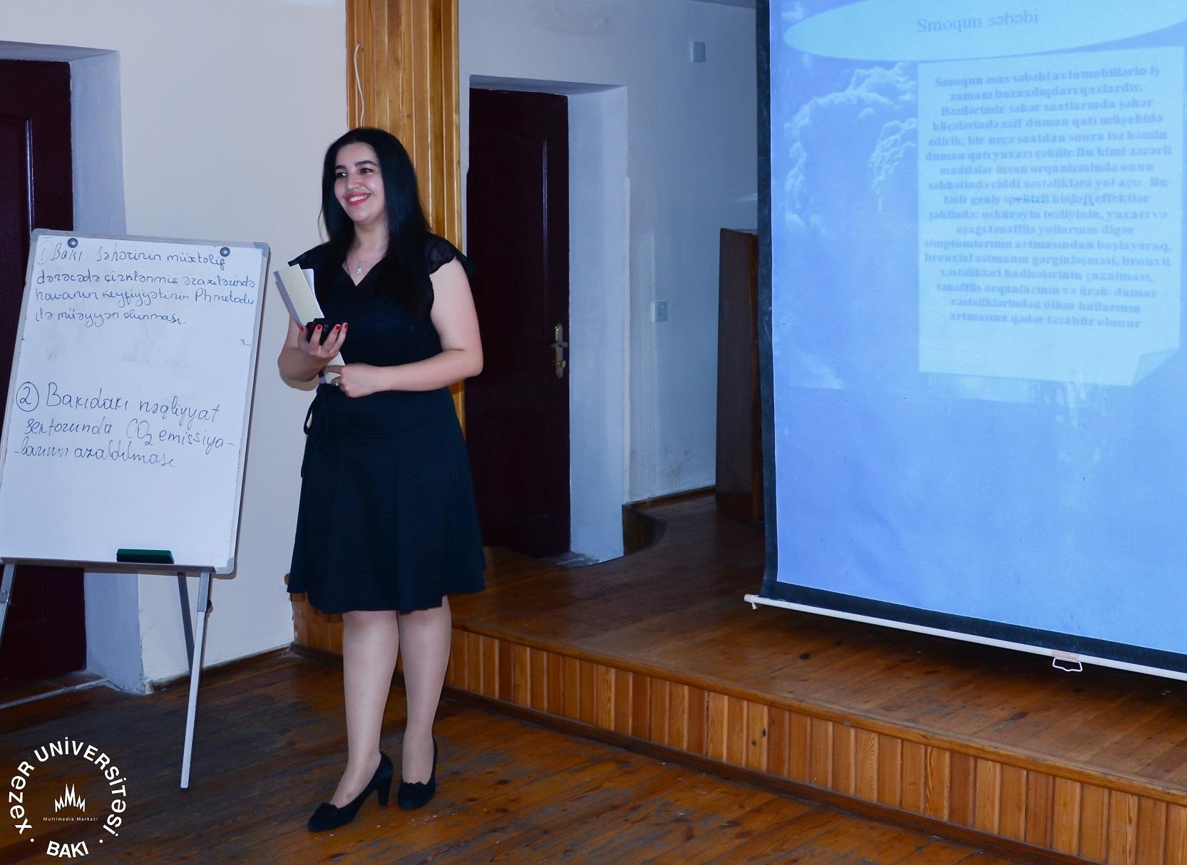 Tələbə Elmi Cəmiyyətinin təsis seminarı keçirildi