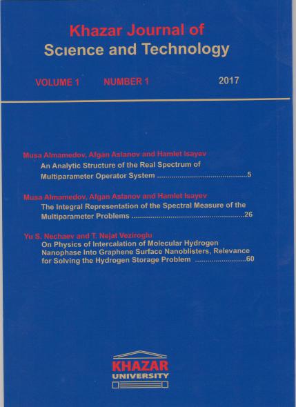 """Khazar Journal of Science and Technology"" jurnalının ilk sayı çapdan çıxdı"