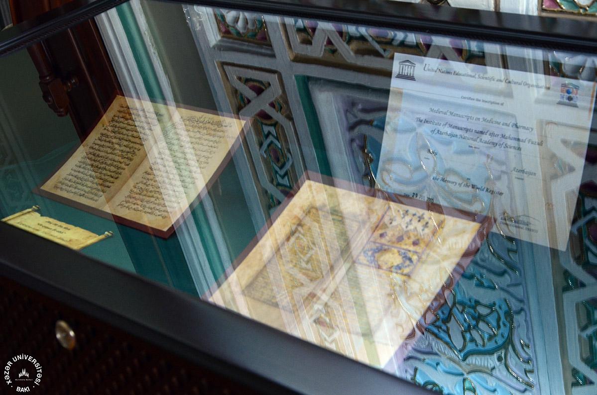 Картинки по запросу Institute of Manuscripts named after Mahammad Fizuli