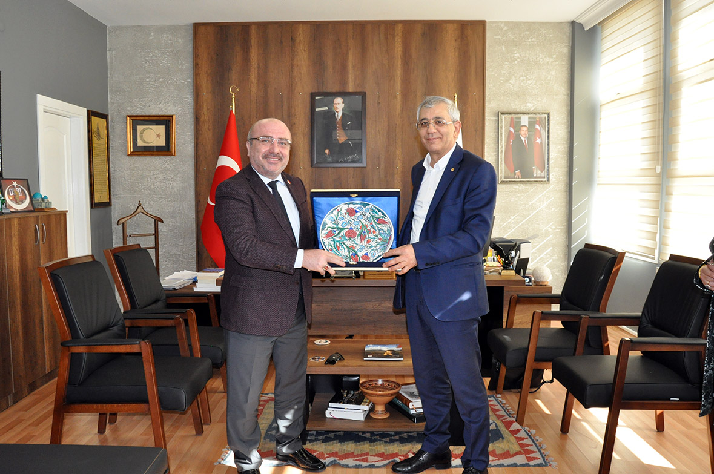 Professor İsaxanlı Kayseri Universitetində