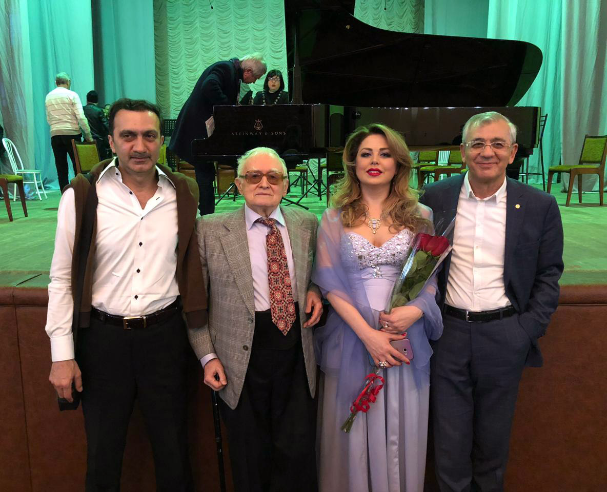 Professor İsaxanlı Beynəlxalq Musiqi festivalında iştirak etdi