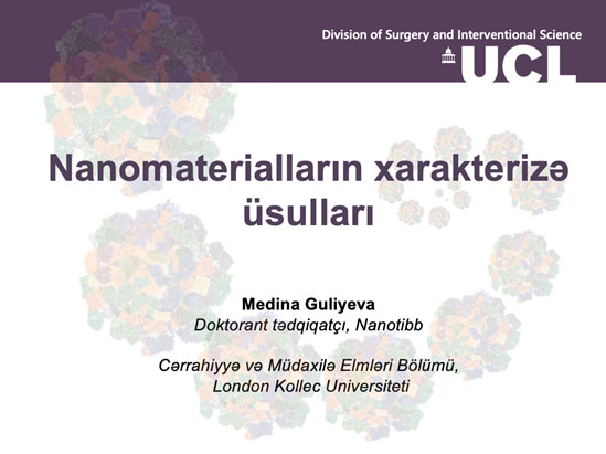 """Online seminar on """"Methods of Characterization of Nanomaterials"""" to be held"""